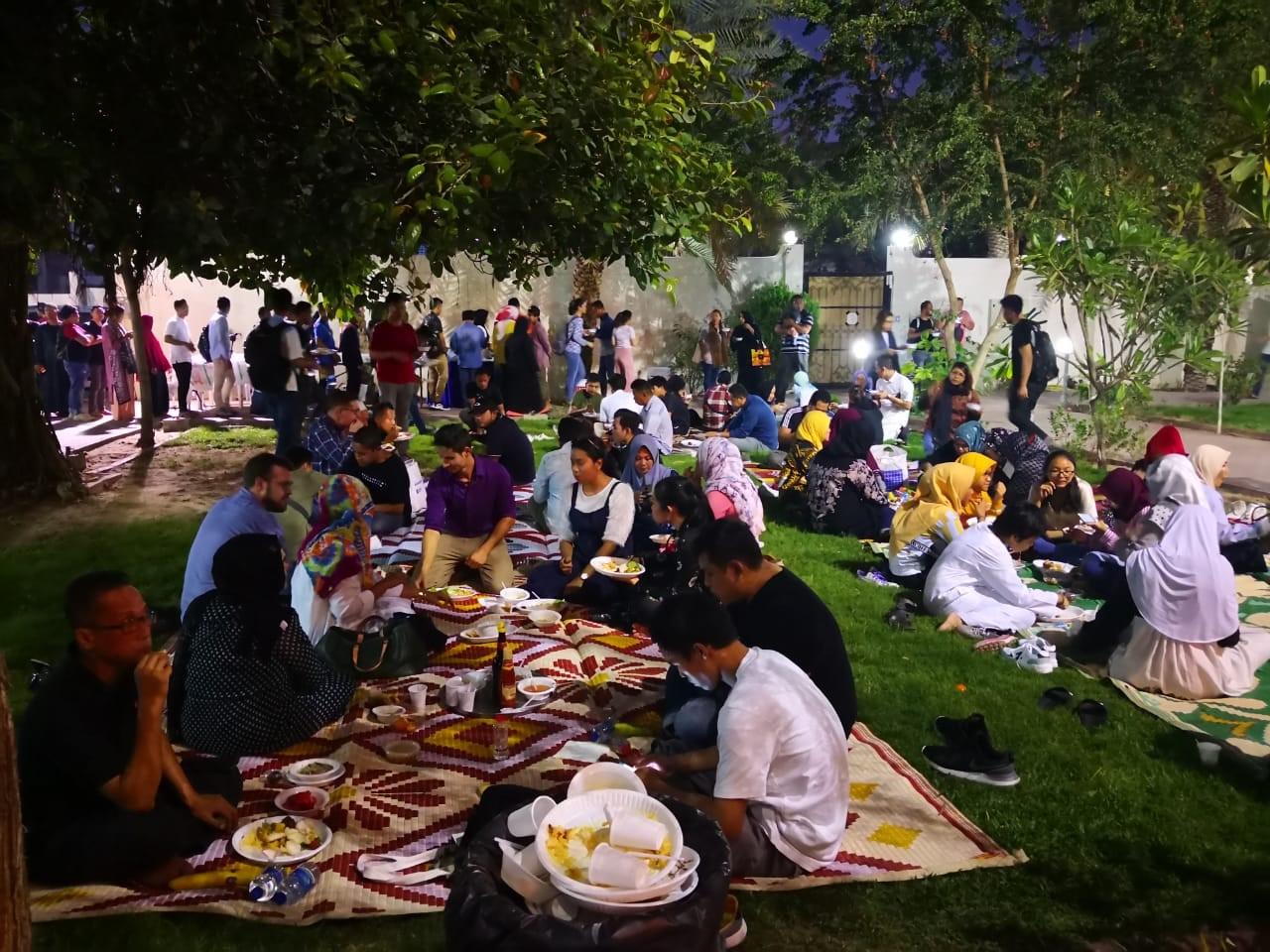 Liputan Kegiatan Ramadhan Dan Idul Fitri KJRI Dubai