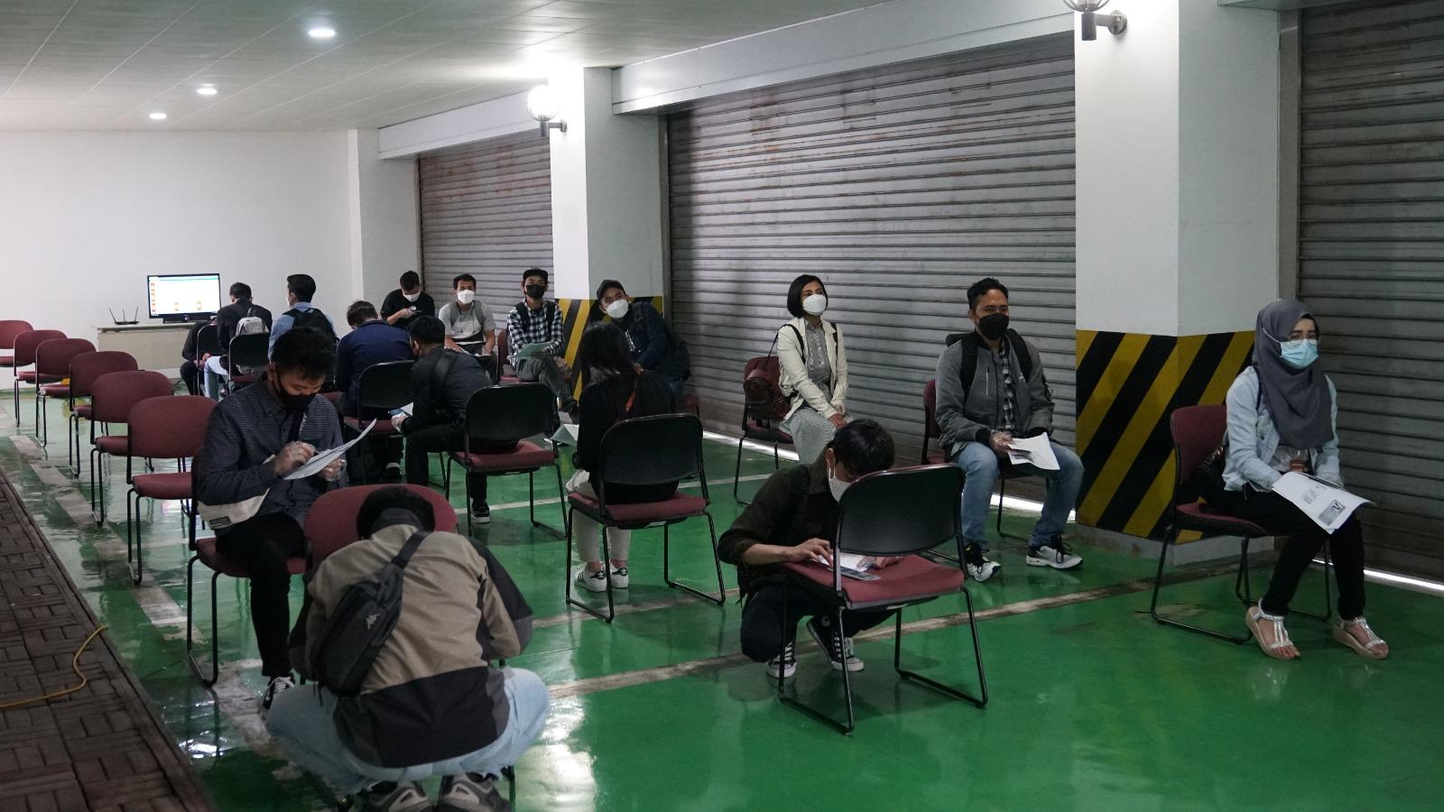 Adakan Pelayanan Di Hari Minggu Kbri Seoul Layani Setidaknya 133