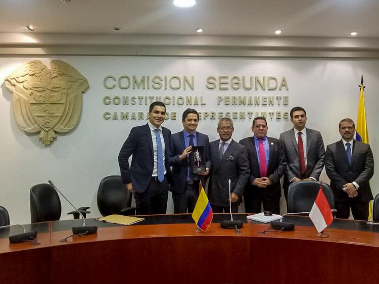 Embassy of The Republic of Indonesia, in Bogota D C