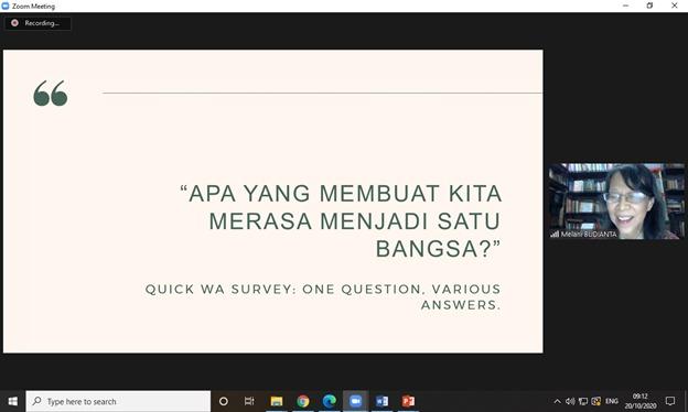 Apa Yang Mempersatukan Kita Sebagai Orang Indonesia Portal Kementerian Luar Negeri Republik Indonesia