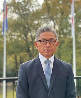 Kedutaan Besar Republik Indonesia Di Den Haag Belanda